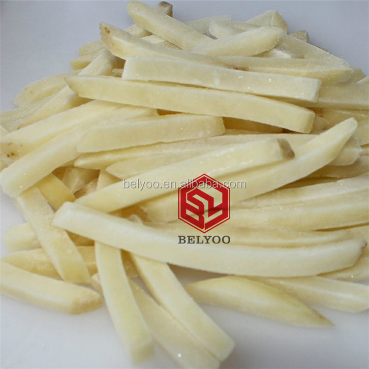 French fries making machine/frozen french fries maker plant/automatic potato chips cutting machine