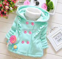 cute girls boutique suits fancy baby girl spring coat