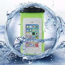 2018 Free Sample Universal Sealed Waterproof Bag Pouch Phone Cases For iPhone Cellphone Smartphone Water Proof Case For 5.8 inch