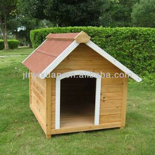 Medium Wooden Dog House with Weatherproof Roof for Sale / Dog Kennel