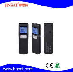 Professional 350 Hours long battery life and 100 Metres Remote Recording voice recorder with motion activated function