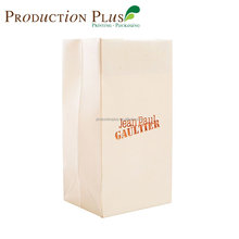Direct manufacturer high quality custom embossed pattern custom materials shopping with handle CMYK shopper paper bag