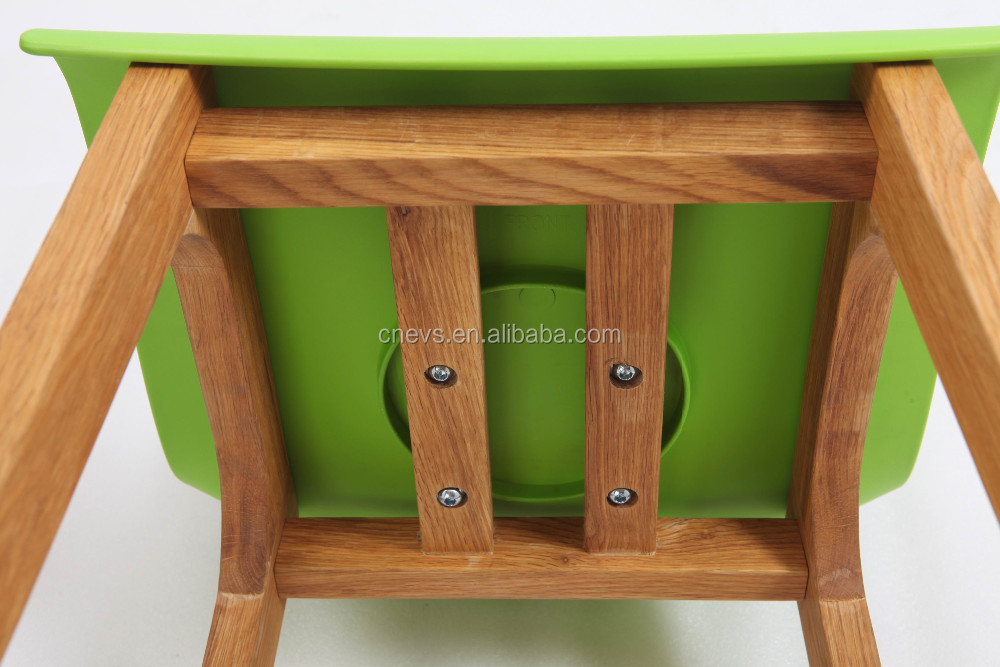 Modern Style Popular Wooden Legs Bar Chair Bar Furniture