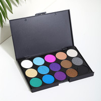 Hot sell Mineral Ingredient cosmetic makeup multy-colors eye shadow