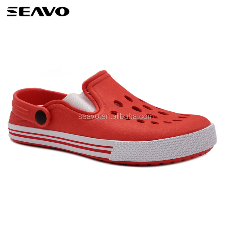 SEAVO SS17 online sale best red eva logs for women