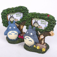 Cute lovely Totoro Toys Japanese Cartoon Anime Resin
