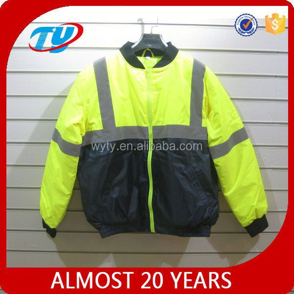 hi vis two tone hunting fleece jacket for sale