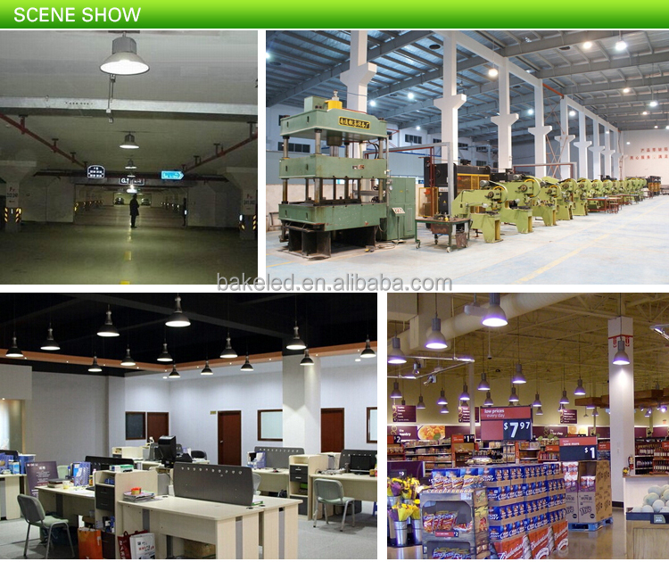 2016 High quality factory industrial waterproof Mean well 100w led high bay replacement lamps