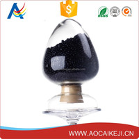 Carbon black masterbatch for PP/PE/PET/ABS pellets