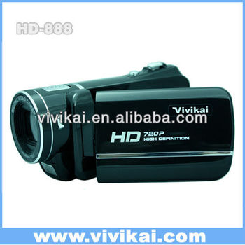 High definition camcorder 1080p ,1200MP,HD-888