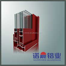 Aluminum Extrusion Profile for Sliding Window Accessory Parts