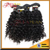 Hot !!! Top grade 7A virgin indian curly hair extension