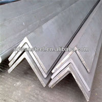BS IC22/ AISI1020/C25-1 hot rolled MS angles steel bar 275MPa yield strength