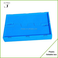 Plastic foldable storage boxes for clothes