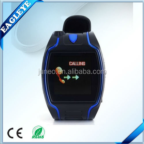 Elder Watch GPS Tracker with 2 way communication / Backtrack / Track each other / SOS