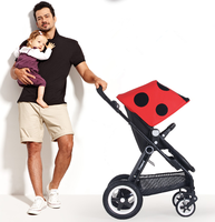Germany baby pram with baby car seat