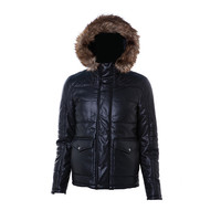 European fashion new style hooded jackets