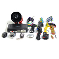 Two Way Car Alarm System Magicar M101AS English version Original quantity 2-way car alarm LCD remote engine starter