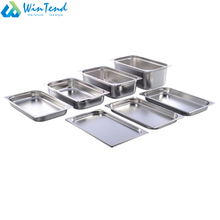 GN container food pan 1/1 size gn pans rack kitchen containers
