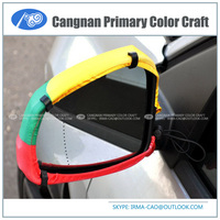 New type national design cover fans product Blue sport mirror cover