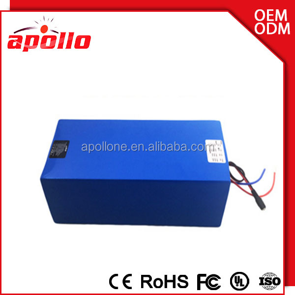 60Ah 12v li ion rechargeable generator battery pack motors starting engine