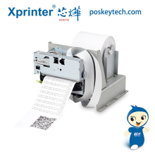 80mm ATM Kiosk printer Queue Ticket machine sticker label printing machine
