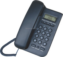 Stock Caller ID Corded Telephone, Land line Phone