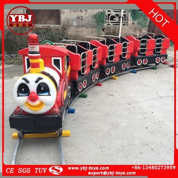 2017 Newest style thomas the train ,amusement park eclectric train rides for sale