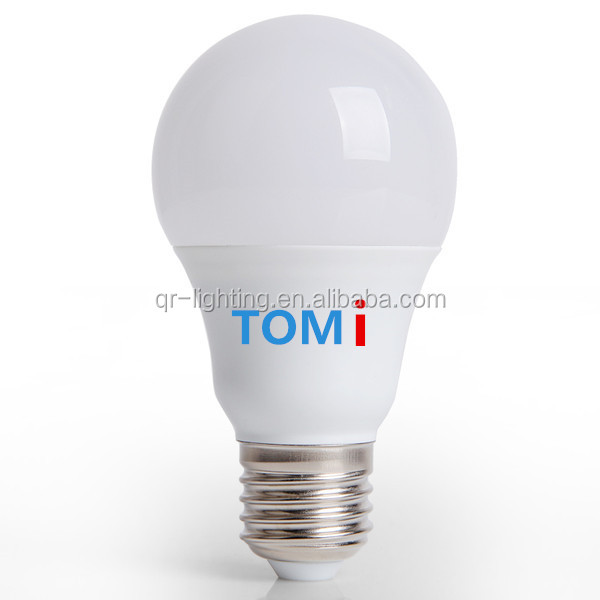 5w A60 led bulb best price nice quality