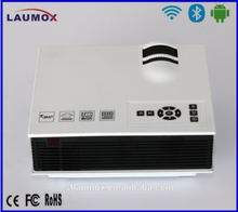 UNIC high quality high brightness 800*480 resolution mini digital vedio/speaker projector