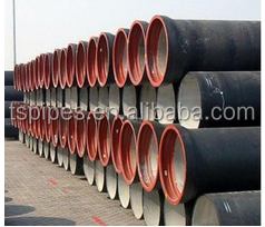 NEW PRODUCT ductile iron welded pipe from China supplier