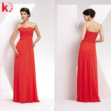 Hot Sale New Design Sexy Off Shoulder Ruffle Elegant Party Wear Red Weddings Bridesmaid Long Dresses