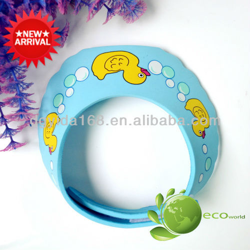 ear protection shower cap for kids