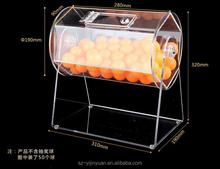 custom Factory Price Plexiglass Money/ Acrylic Ballot/ Lucky Draw Box