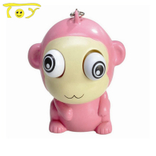 Vinyle eyes pop out squeeze toys