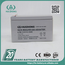 small battery 12V 5Ah rechargeable Battery deep cycle inverter battery