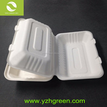 Disposable Biodegradable Microwave Food Packaging Containers