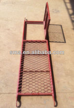 Q235 Steel Scaffold Mesh Plank Trap Door with Hook