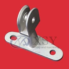 machinery casting lost wax/concrete parts