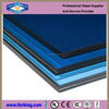 Thriking Glass 6.38mm 8.38mm double glaze glass, tempered laminated glass price