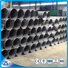 ASTM A53 Grade B Thick wall Carbon Steel Welded Tube made in China with BE and caps