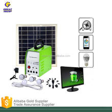 Hot selling solar power irrigation system 3kw solar power system portable solar power system