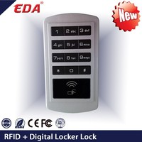 Model E3000A Metal Alarm Door Lock Intelligent Alarm Lock Home Security Systems Alarm Lock