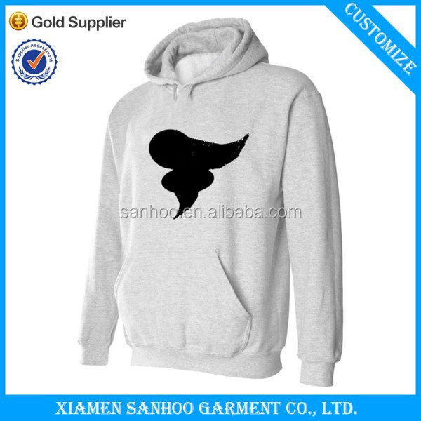 2016 New Style Design Your Own Logo Hoodies Cheap Custom Hoodies Men