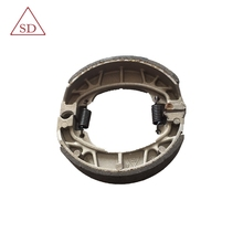 Factory outlet CG125 motorcycle motorcycle brake shoe