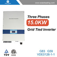 Factory directly 1500w sma solar inverter connect to photovoltaic panel 300w for complete home solar power system
