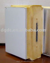 Insulation PU Cold Room Panel with Fire Retardant