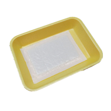 2017 Custom Polystyrene Foam Plates, Trays and Containers with Absorbent food pads
