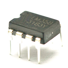 LM358 Dual operational amplifier IC