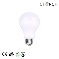 CTORCH LED bulb light A60 led e27 bulb 9W